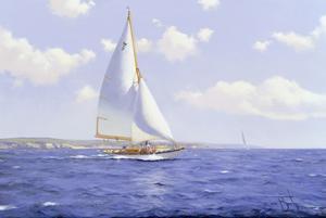 A Summer Breeze, 2003 by James Brereton