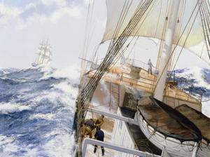 High Seas, 1990s by James Brereton