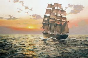 The Clipper 'Wylo' by James Brereton