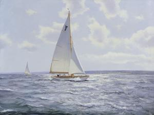The Shimmering Sea, 2005 by James Brereton
