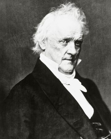 James Buchanan, 15th President of the United States