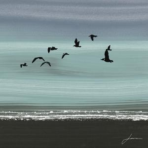 Dusky Sea II by James Burghardt