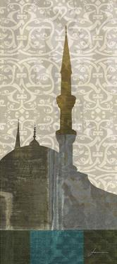 Eastern Spires II by James Burghardt