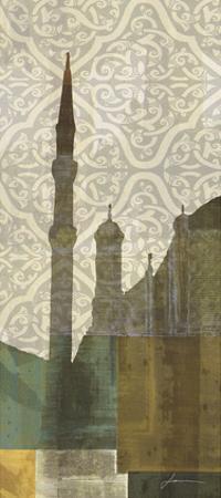 Eastern Spires III by James Burghardt