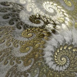 Fibonacci Tiles I by James Burghardt