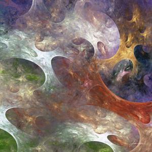 Lunar Tiles III by James Burghardt
