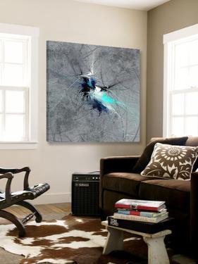 Paint Swirl II by James Burghardt