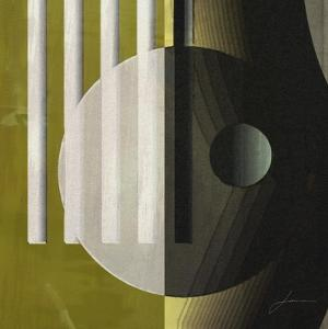 Quartet Tiles III by James Burghardt