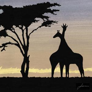 Savanna IV by James Burghardt