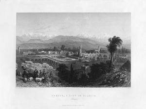 Tarsus, Turkey, 1841 by James Carter