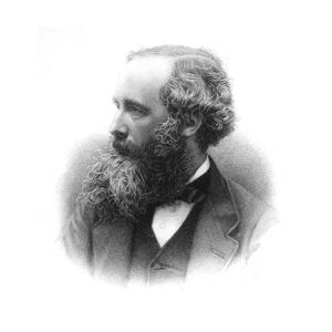 James Clerk Maxwell (1831-187), Scottish Theoretical Physicist, 1882