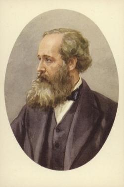James Clerk Maxwell (1831-1879), Scottish Theoretical Physicist