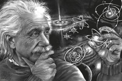 JDH- Einstein Quazar by James Danger Harvey