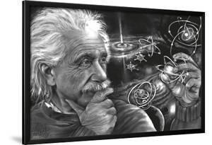 JDH- Einstein Quazar by James Danger Harvey