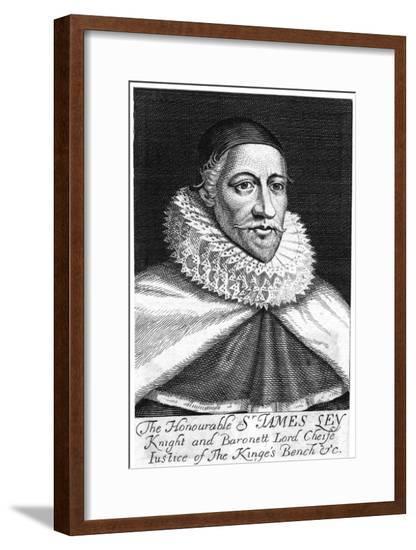James Earl Marlborough--Framed Giclee Print