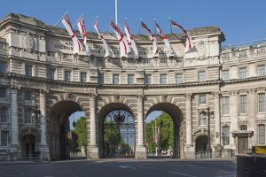 Admiralty Arch, Between the Mall and Trafalgar Square, London, England, United Kingdom, Europe by James Emmerson