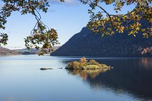 Autumn, Norfolk Island, Lake Ullswater, Lake District National Park, Cumbria by James Emmerson