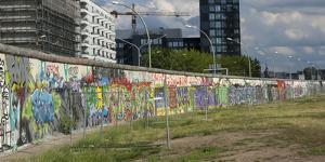 Berlin Wall, Berlin, Germany, Europe by James Emmerson