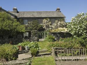 Hilltop, Sawrey, Near Ambleside, Home of Beatrix Potter, Lake District Nat'l Park, Cumbria, England by James Emmerson