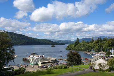 Lake Windermere from Bowness on Windermere