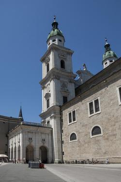 Salzburg Cathedral, Salzburg, Austria by James Emmerson