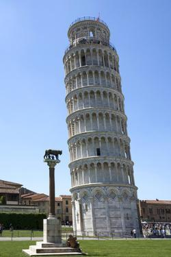 The Leaning Tower of Pisa by James Emmerson
