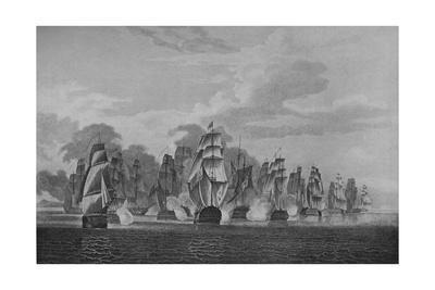 'An Abortive Invasion of Ireland', c1799