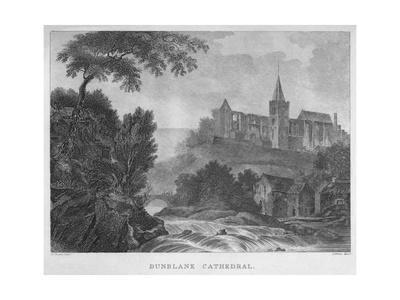 'Dunblane Cathedral', 1804