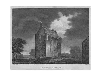 'Laureston Castle', 1804