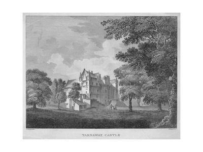'Tarnaway Castle', 1804