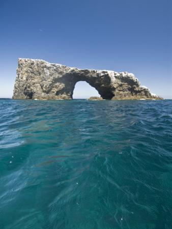 Anacapa Island Arch in the Channel Islands National Park