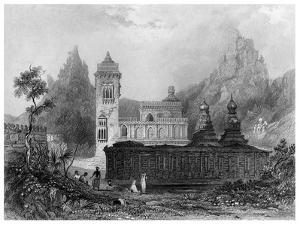 The Ghugun Mahal, Penkonda by James Gardner