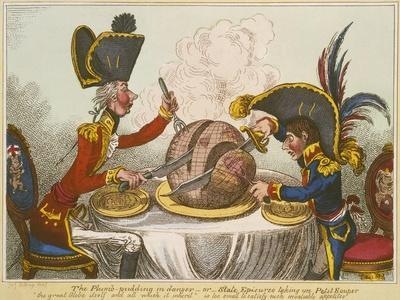 Pitt and Napoleon