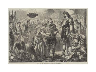 Origin of the Wassail-Bowl