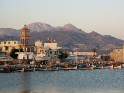 Harbour, Ierapetra, Crete, Greece
