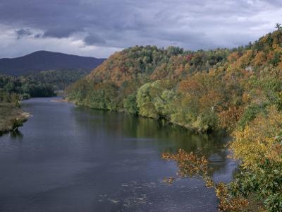 James River, Blue Ridge Parkway, Virginia, USA