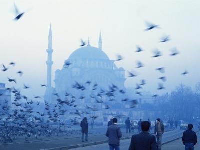 Laleli Mosque, Istanbul, Turkey, Europe, Eurasia