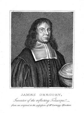 James Gregory, 17th Century Scottish Mathematician and Astronomer