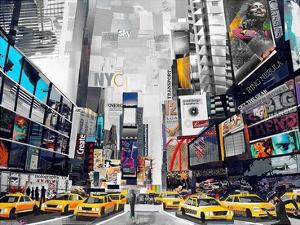 Times Square by James Grey
