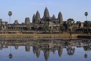 Angkor Wat, Cambodia by James Gritz