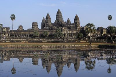 Angkor Wat, Cambodia by James Gritz
