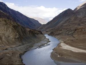 Basgo, Ladakh, India, Asia by James Gritz