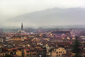 Cityscape of Florence, Italy by James Gritz