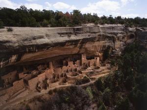 Cliff Palace, Mesa Verde National Park, Colorado by James Gritz