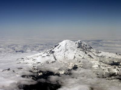 Mount Ranier, Washington State, United States of America, North America by James Gritz