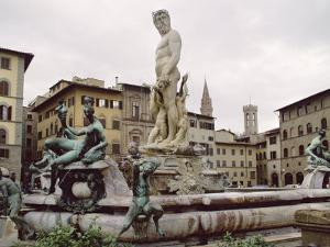 Piazza Palimento, Florence, Tuscany, Italy, Europe by James Gritz