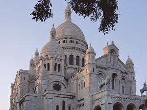 Sacre Coeur, Paris, France, Europe by James Gritz