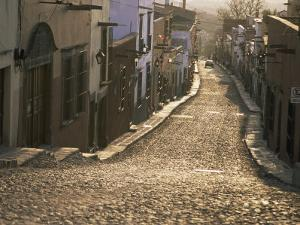 San Miguel De Allende, Near Guanajuato, Mexico, North America by James Gritz