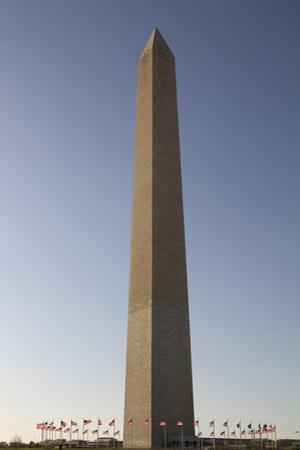 Washington Monument, Washington DC by James Gritz