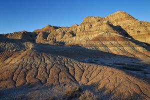 Badlands, Badlands National Park, South Dakota, United States of America, North America by James Hager